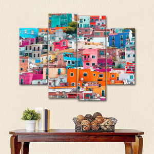 Mexico Guanajuato Multi Panel Canvas Wall Art - Mexico