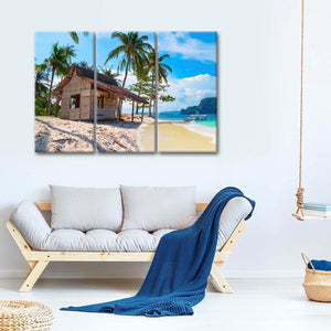 Palawan Dream Multi Panel Canvas Wall Art - Philippines