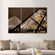 Paris Louvre Museum Multi Panel Canvas Wall Art