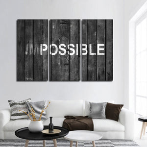 Possible Multi Panel Canvas Wall Art - Inspiration