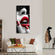 Red Lips Multi Panel Canvas Wall Art