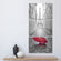 Red Umbrella Multi Panel Canvas Wall Art