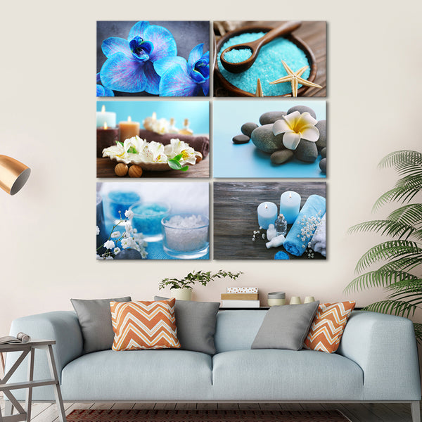 Relax and Unwind Canvas Set Wall Art