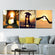 Romantic Weekend Canvas Set Wall Art