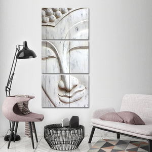 Rule Your Mind Multi Panel Canvas Wall Art - Buddhism