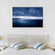 Santorini Storm Multi Panel Canvas Wall Art