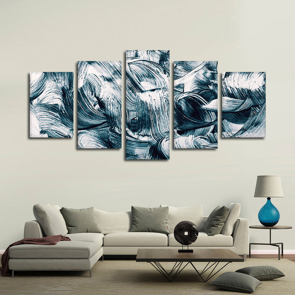 Abstract Creativity Multi Panel Canvas Wall Art