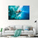 Surfer Multi Panel Canvas Wall Art