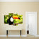 Toco Toucan Multi Panel Canvas Wall Art
