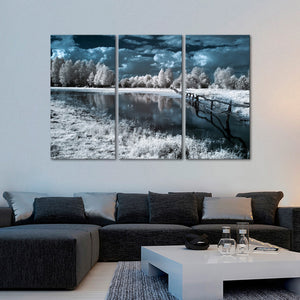 Tongass National Forest Multi Panel Canvas Wall Art