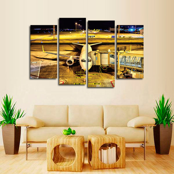 Vacation Time Multi Panel Canvas Wall Art | ElephantStock