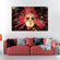 Venetian Mask Party Multi Panel Canvas Wall Art