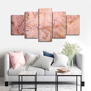Victorian Dream Multi Panel Canvas Wall Art - Shabby_chic