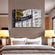 Wall Street Multi Panel Canvas Wall Art