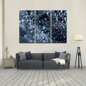 Water Drop Multi Panel Canvas Wall Art - Nature