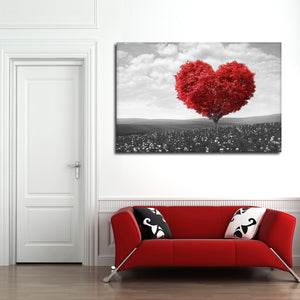 What Is Love Pop Multi Panel Canvas Wall Art - Relationship