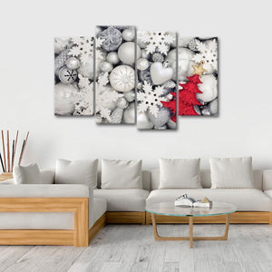 Magical Christmas Multi Panel Canvas Wall Art - Xms