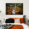 Little Oasis Multi Panel Canvas Wall Art