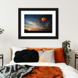 Hot Balloon Multi Panel Canvas Wall Art