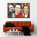 The Big Lebowski II Multi Panel Canvas Wall Art