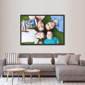 Custom Frames Canvas Photo Prints - Custom