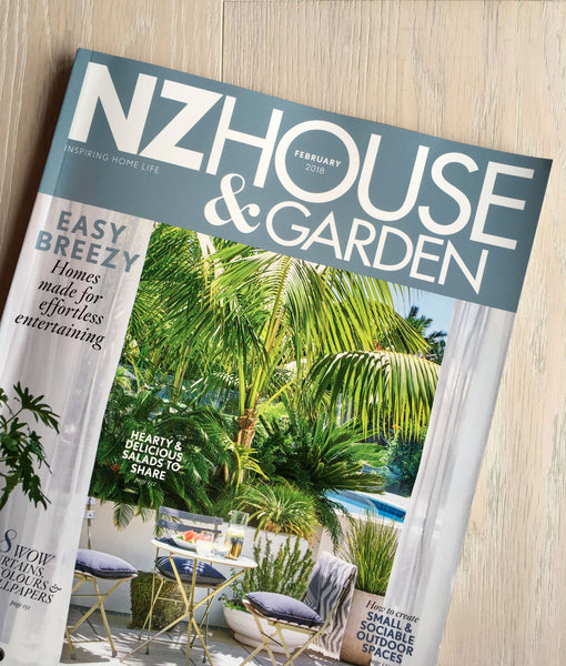 intricate collections featured in NZ House & Garden