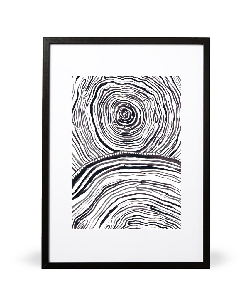 Longevity Art Print - Intricate Collections