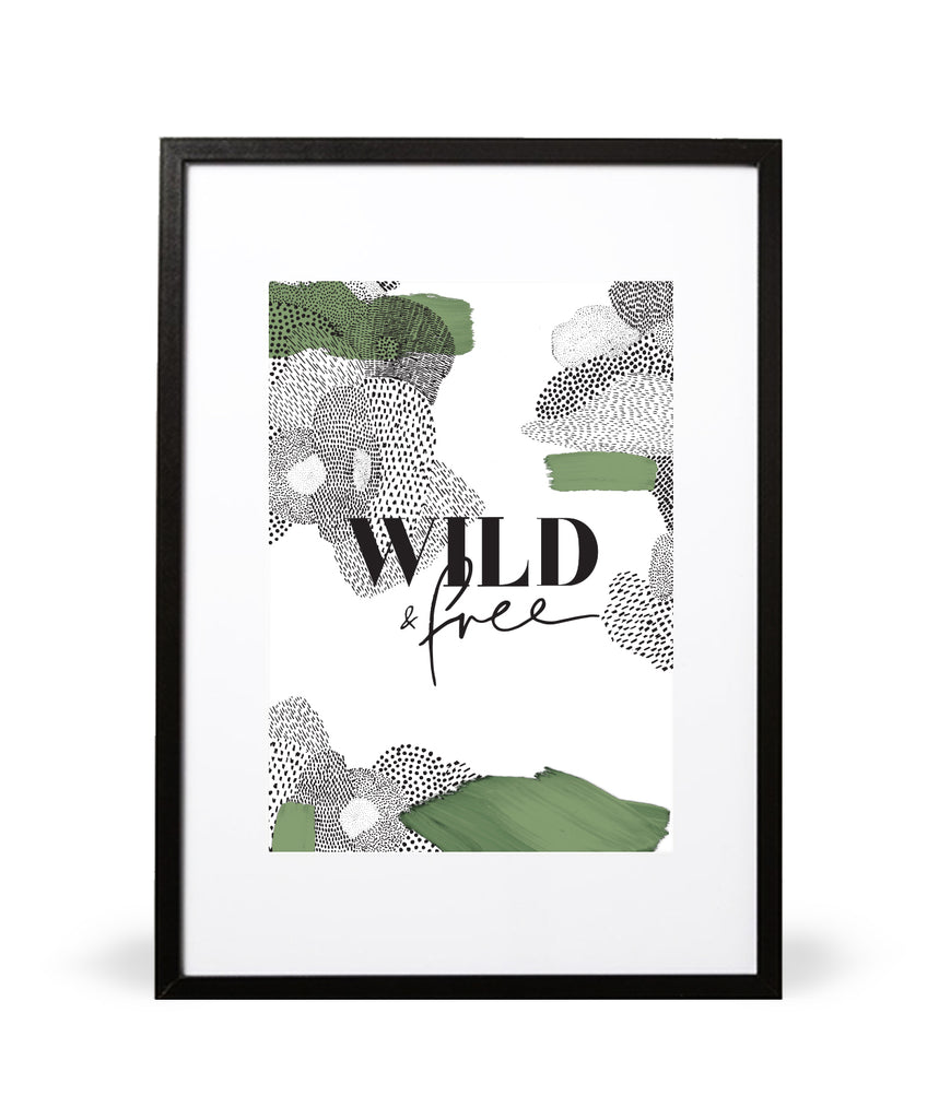 Wild & Free - Intricate Collections