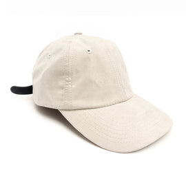 Light Suede Dad Hat