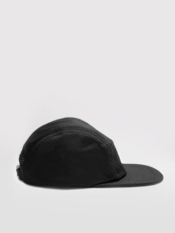 Jersey Five Panel Black