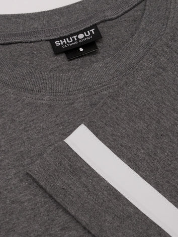 Newport T-shirt Grey