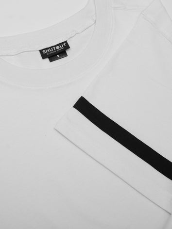 Newport T-shirt White