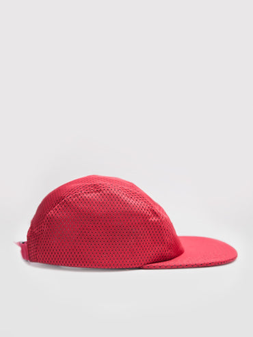 Jersey Five Panel Red