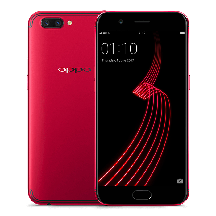 OPPO R11 Limited Red Edition
