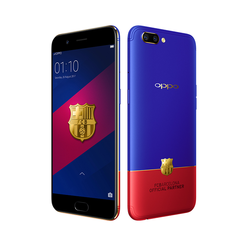 Limited Edition FCB OPPO R11