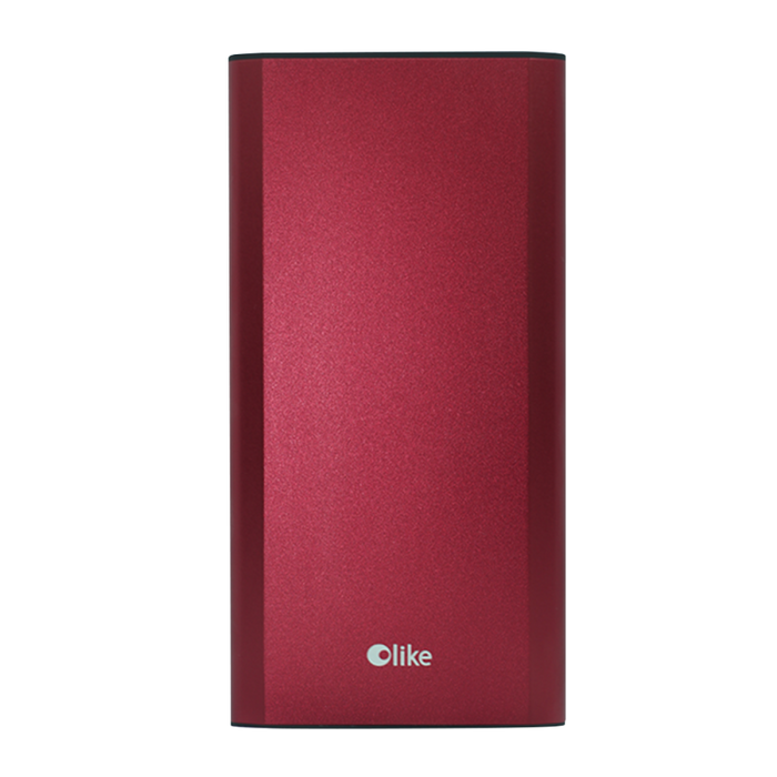 OLIKE Dual Output Power Bank (Red)
