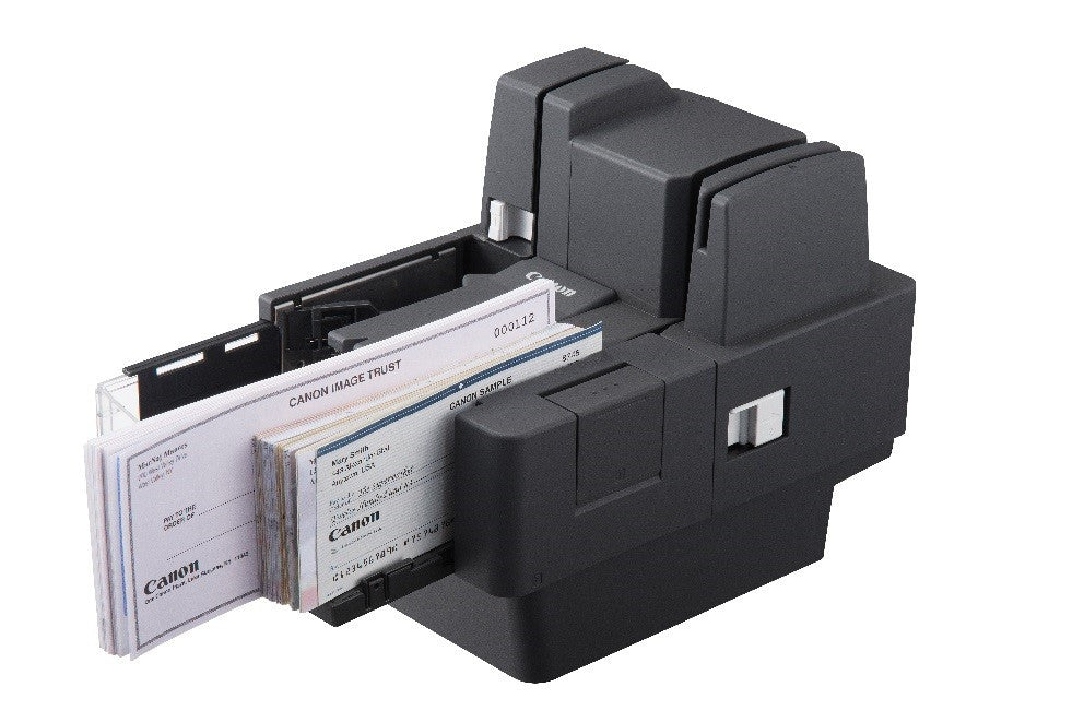 New Canon Cheque Scanners