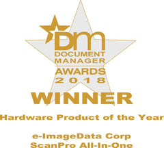 DM Awards Badge - Hardware Product Of The Year