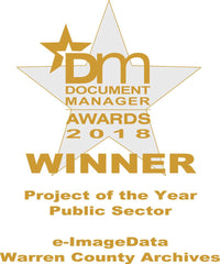 DM Award Badge - Project of The Year