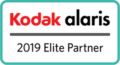 Kodak Alaris Elite Partner Badge