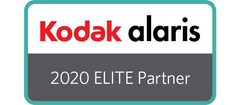 Kodak Alaris Elite Partner logo