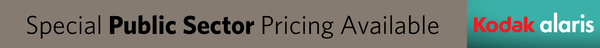 Public Sector Pricing Banner