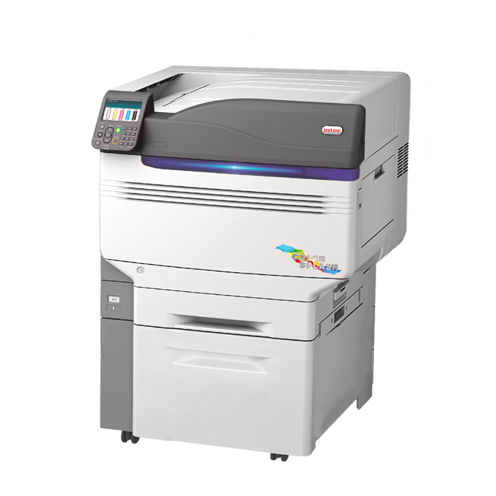 Intec CS4000 ColorSplash Digital Printer