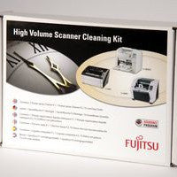 Fujitsu High Volume Scanner Cleaning Kit - imaging-superstore