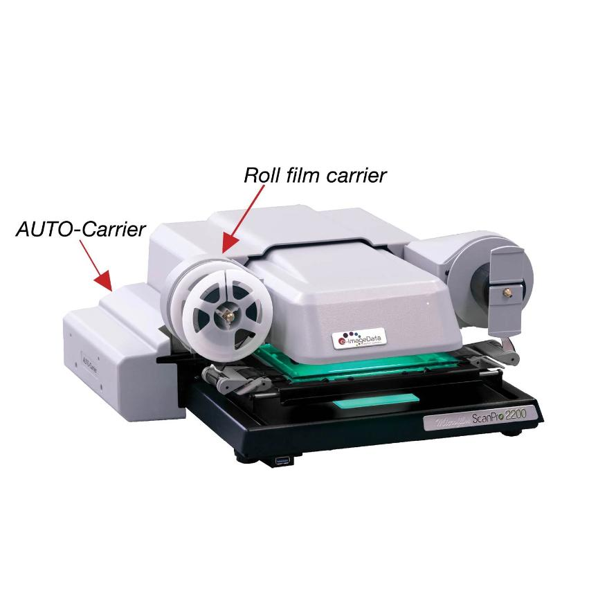 ScanPro All-In-One On-Demand and Conversion Scanner