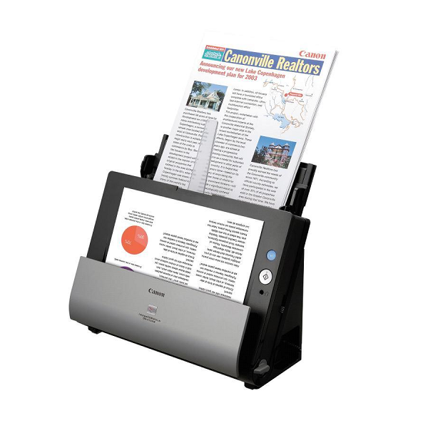 Canon DR-C225W Paper Feed