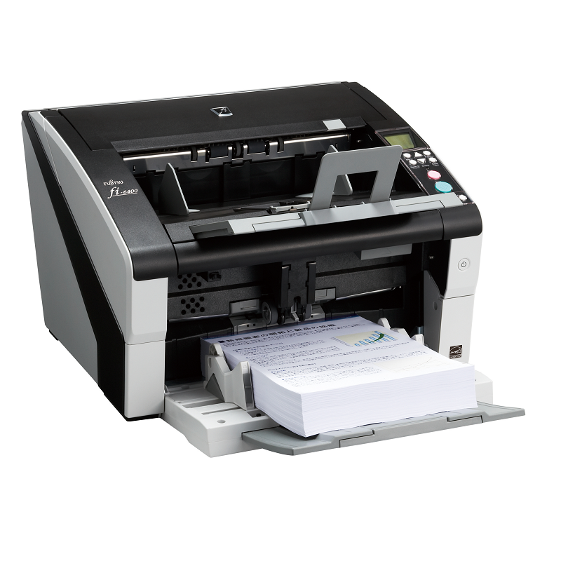 Fujitsu FI-6400 Production Document Scanner - Imaging-Superstore
