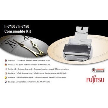 Fujitsu FI-7460 / FI-7480 Consumable Kit - imaging-superstore