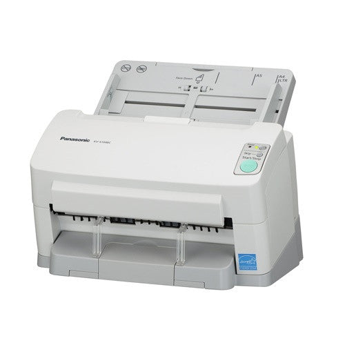 Panasonic KV-S1046C - Feeder Open