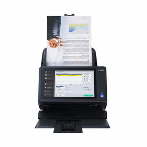 Canon ScanFront 400 - Open Front